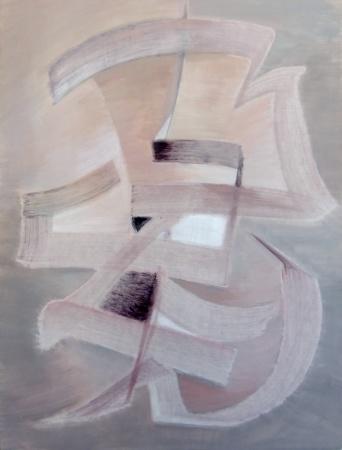 Róza Sáli painter: Egyensúly