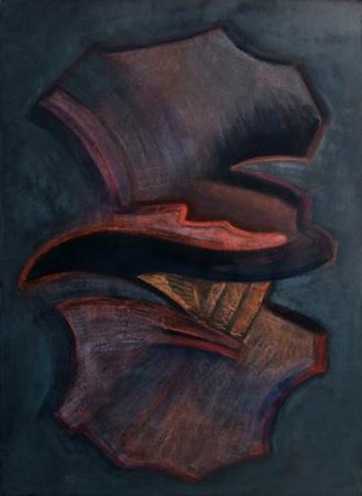 Róza Sáli painter: Váratlan lépés