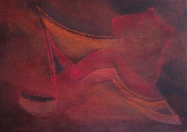 Róza Sáli painter: Sigh