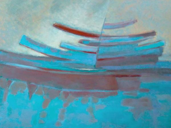 Sáli Róza festőművész: Sunrise
