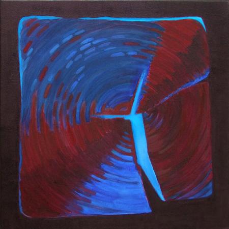 Sáli Róza festőművész: Variations II.